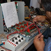 Step 5: Your part is evaluated for problems by a certified technician. In most cases, the part is repairable and you will approve a written estimate before we begin work. If the part is not repairable, we can return it to you or recycle it. We will even make arrangements for a new part to be delivered if you wish. You decide.
